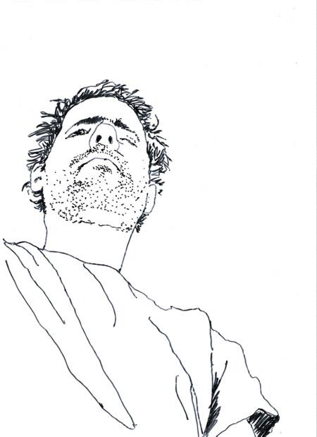 Auto Retrato Silva Nuno