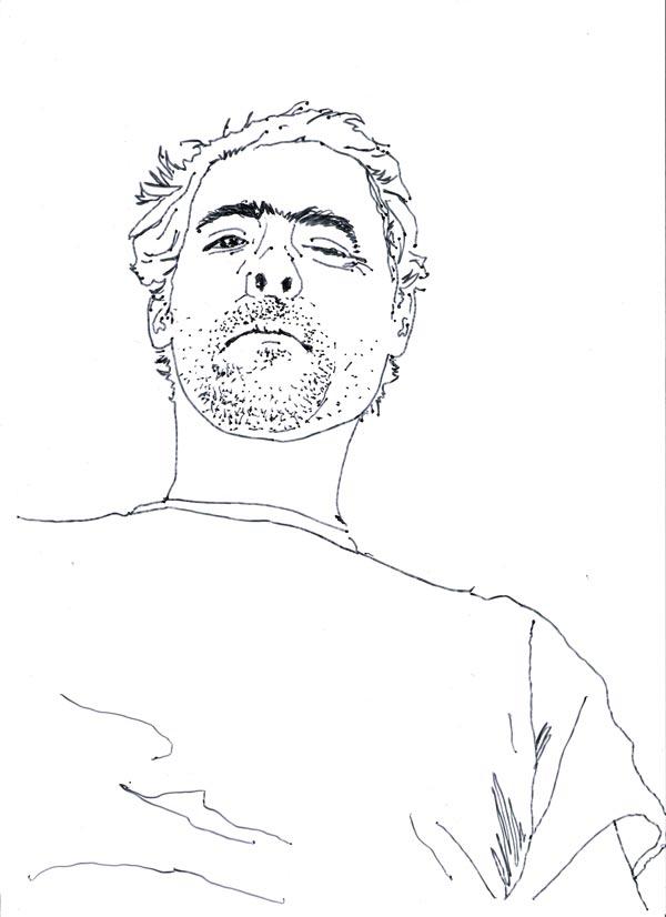 Autorretrato De Silva Nuno